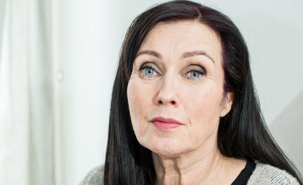 Saija Varjus sai MS-diagnoosin kaksi vuotta sen jälkeen, kun hänet oli kruunattu Tangokuningattareksi.