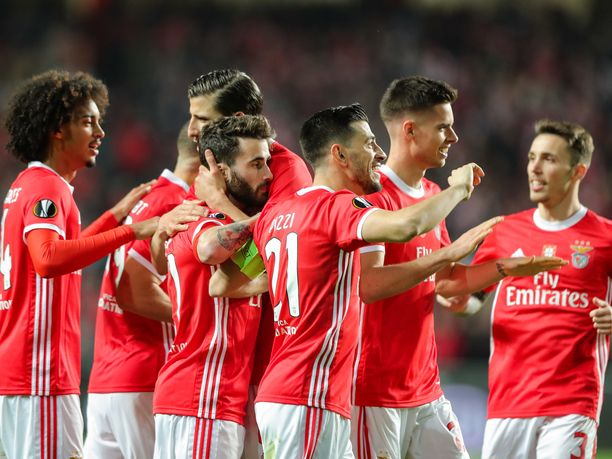 Juhliiko Benfica tänään Portugalin liigassa?