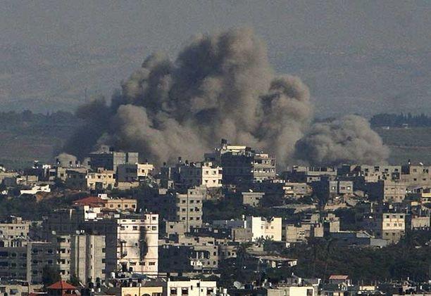 Hamasin ja Israelin taistelut jatkuivat kiivaina, vaikka osapuolten oli tarkoitus pitää kolmen tunnin tulitauko.