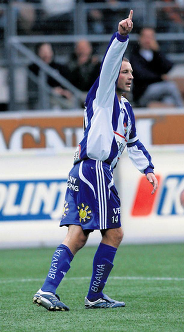 Mika Nurmelaa ei otteluruuhka paina.