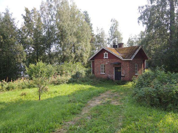 Torppa on rakennettu vuonna 1899.