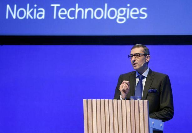 Nokian toimitusjohtaja Rajeev Suri puhui Mobile World Congressissa myös vuonna 2016. Ensi vuonna Suri on yksi tapahtuman pääpuhujista.