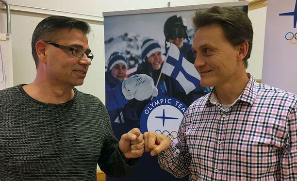 Mika Lehtimäki ei ole käytettävissä Mika Kojonkoskelta vapautuvaan tehtävään huippu-urheiluyksikön johtajana.