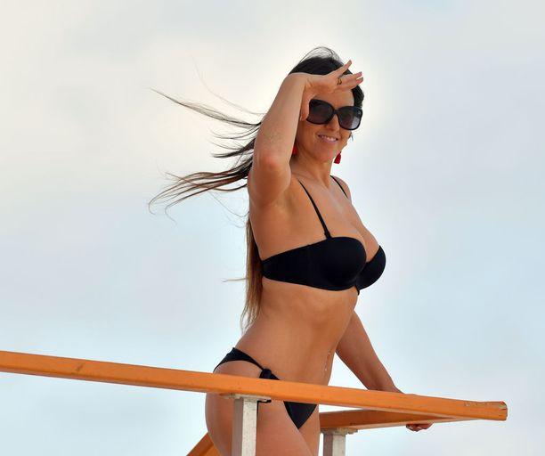Claudia Romani on paparazzien suosikkikuvattavia Yhdysvalloissa.
