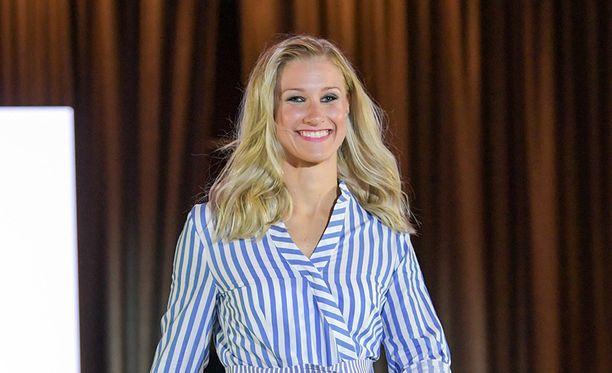 Hanna-Maria Seppälä on mennyt naimisiin.