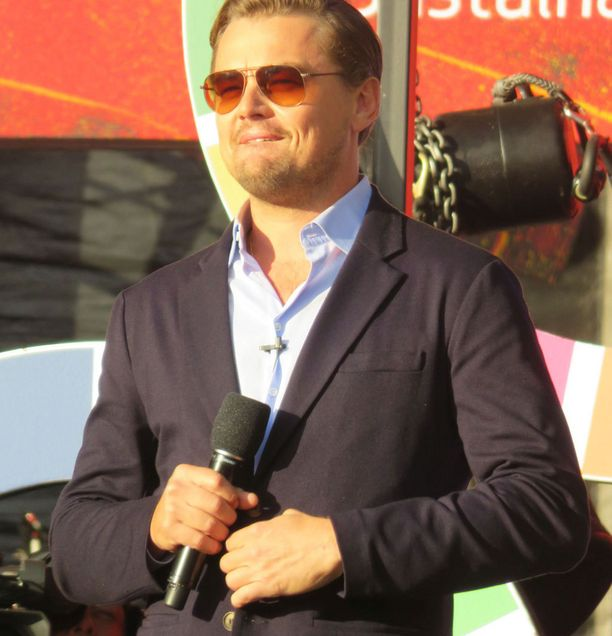 Leonardo DiCaprio tunnetaan näyttelemisen lisäksi ympäristönsuojeluprojekteista.