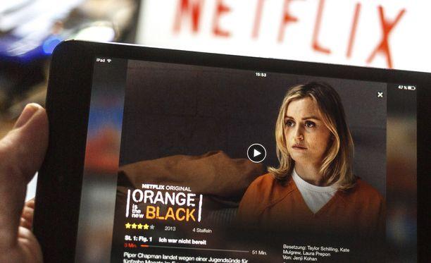 Netflixin genret on jaoteltu koodien mukaan.