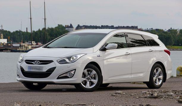 Ohjausnivelet ja -tangot sekä taka-akselisto ovat olleet tämän 2010-luvun alun Hyundain ongelmina.