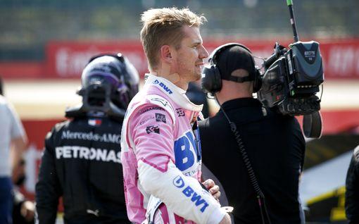 """Kahvihetki keskeytyi yllättävään puheluun – kuski kiisi vain muutaman tunnin varoitusajalla F1-auton rattiin: """"Hullua"""""""