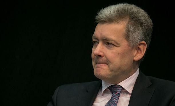 Lauri Kivinen on Ylen toimitusjohtaja.
