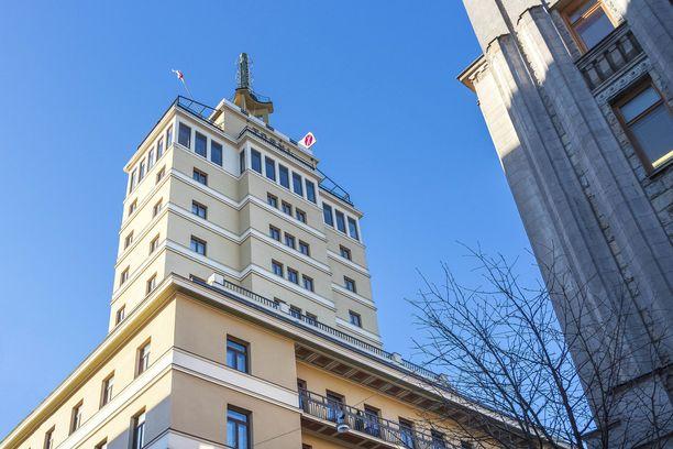 Hotelli Torni suljetaan yli vuodeksi remontin takia.