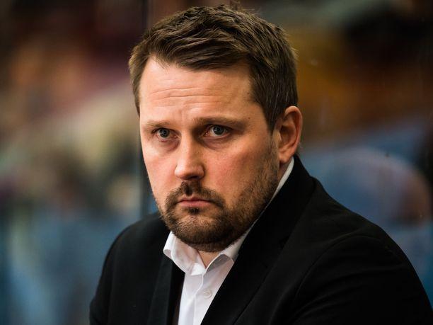 Antti Pennanen luottaa Meidän pelin perusperiaatteisiin.