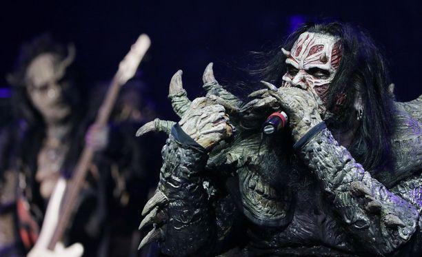 Mr. Lordi eli Tomi Putaansuu on ihaillut Gene Simmonsia lapsesta asti.