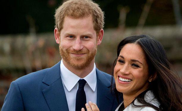 Prinssi Harry ja Meghan Markle vihitään lauantaina.
