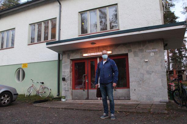 Keljon Viestin puheenjohtaja Petri Hagmanin mukaan A.MI.JE.DE.N-yhteisö on Valorinteen vakiokäyttäjiä.