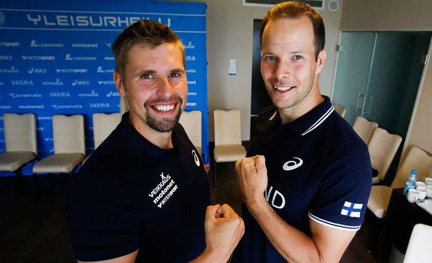 Montako heittoa Antti Ruuskanen ja Tero Pitkämäki tarvitsevat finaalipaikkaan?
