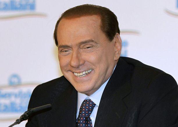 Vuonna 2008 Kotipizza muisti Berlusconia nimikkopitsalla.