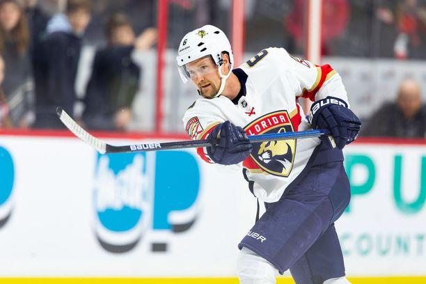 Anton Strålman on huolissaan NHL-kauden jatkosuunnitelmista.