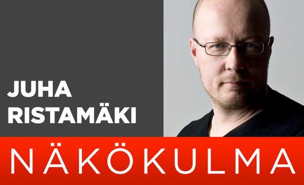 Syitä kiihtyneeseen USA-intoon on useita, kirjoittaa Juha Ristamäki.