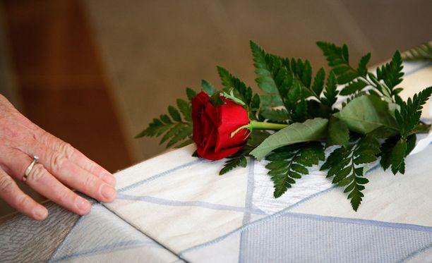Ex-vaimo teki erikoisen ratkaisun juuri ennen kuolinhetkeä. Symbolikuva.