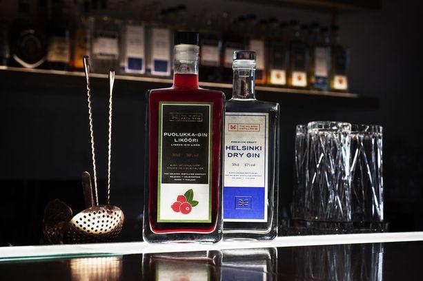 Puolukka-gini-likööristä oli määrä tulla Alkon Suomi 100 -liköörikisan voittaja.