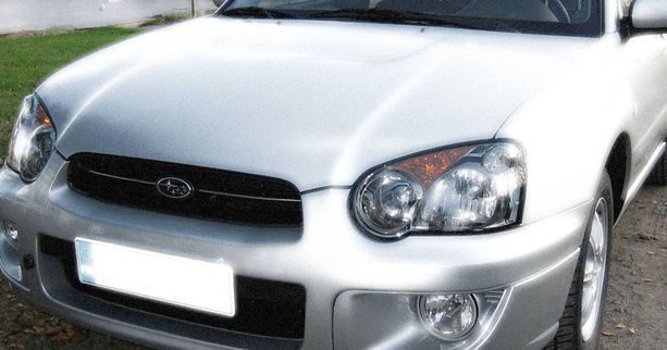 Subarun kauppa purettiin, koska moottori osoittautui ajokelvottomaksi. (Kuvan auto liity tapaukseen).