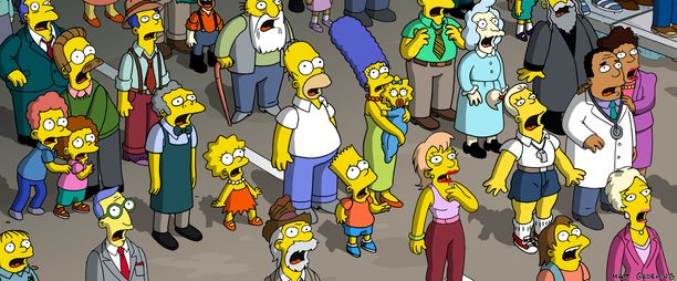 Simpsonit ovat joutuneet monenlaisiin seikkailuihin vuosien varrella.