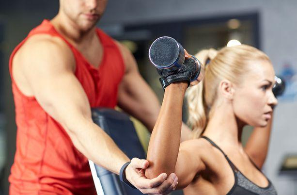 Tärkeää olkapään lihasvoiman palautumisessa on nimenomaan harjoittelun säännöllisyys.