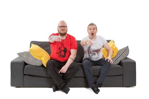 Juho ja Toni tiirailevat uudella kaudella ohjelmia.