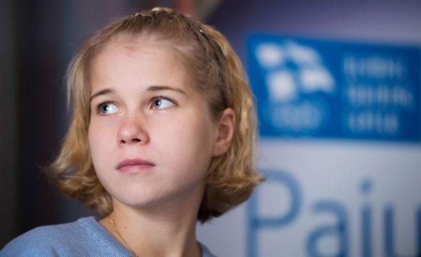 Alisa Vainio vaihtoi valmentajaa.