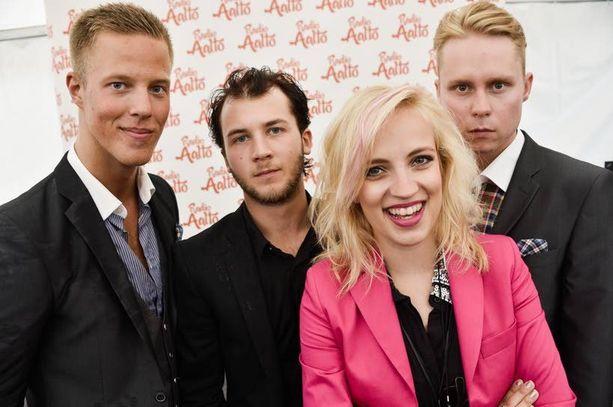 Haloo Helsingistä on kahdeksassa vuodessa tullut suomalaisen poprockin kärkinimiä.