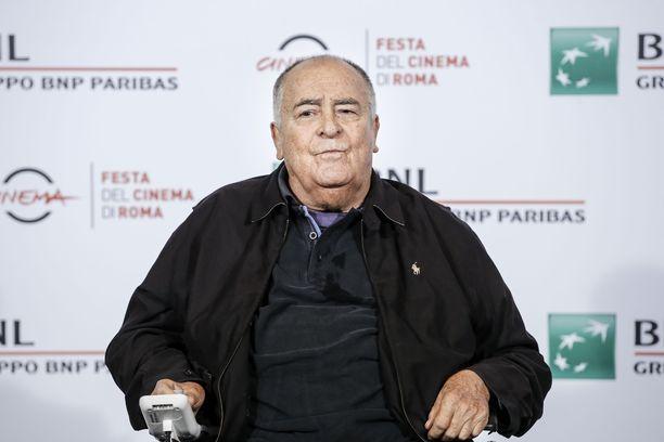 Bernardo Bertolucci palkittiin urallaan useita kertoja.