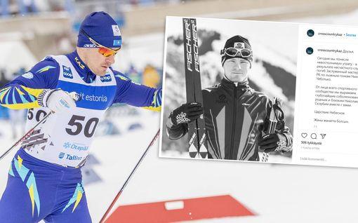 38-vuotias huippuhiihtäjä kuoli auto-onnettomuudessa – voitti MM-pronssia Val di Fiemmessä