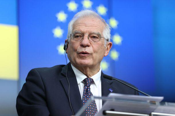 EU:n ulkosuhteista vastaavan Josep Borrellin vierailu Moskovaan ei edistänyt unionin jo valmiiksi huonoja suhteita Venäjään.