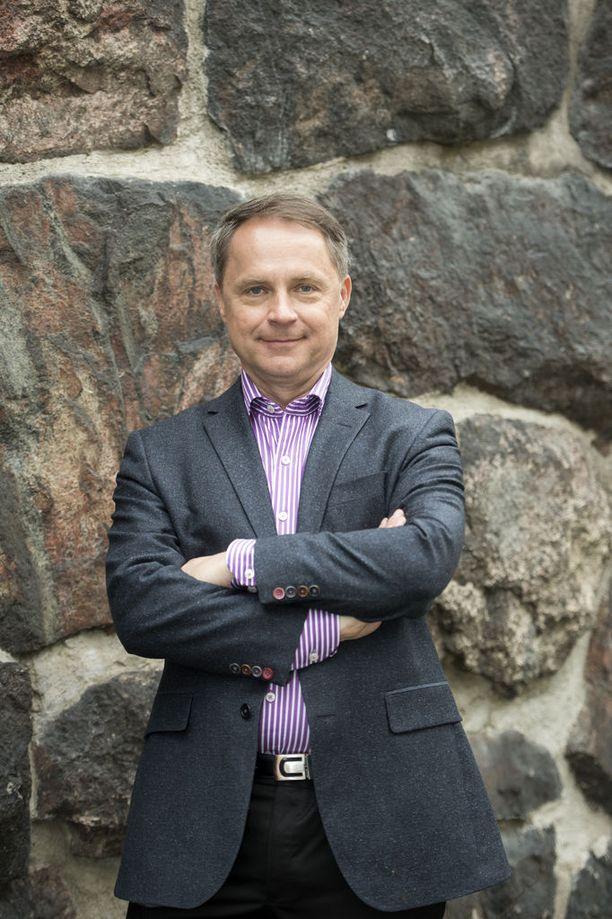 Petteri Järvisen mukaan Petya on selkeä kyberhyökkäys, eikä vain rikollisten rahastusyritys.