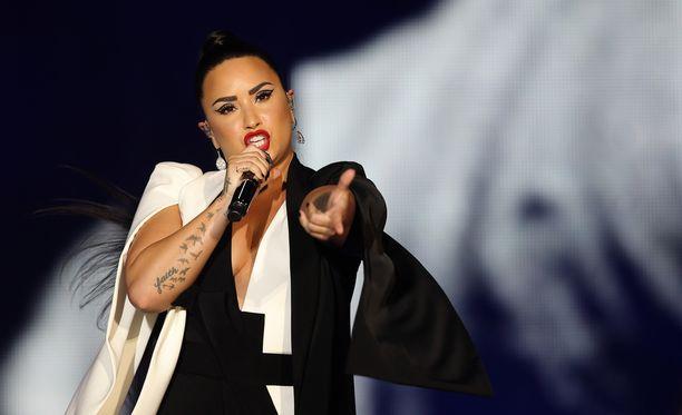 Demi Lovato löytyi kotoaan tajuttomana.