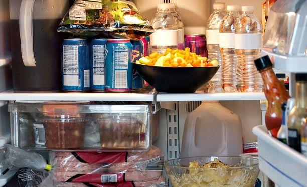 Muistatko mitä kaikkea sinun jääkaapistasi löytyy?