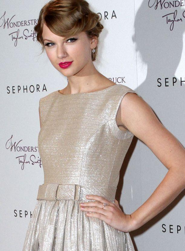 Taylor Swift on Vuoden viihdyttäjä.
