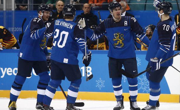 Juhliiko Leijonat tänään Ruotsia vastaan?