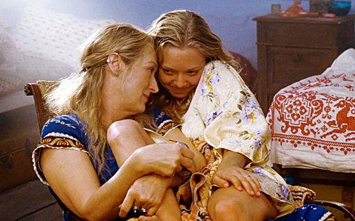 """Mamma Mia! -elokuvien faneille ilouutinen tuottajalta: """"Tulee vielä kolmas elokuva"""""""