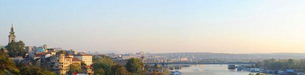 Belgradissa voi majoittua laadukkaasti edulliseen hintaan.