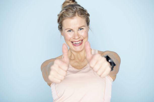 Personal trainer ja hyvinvointivalmentaja Anna Saivosalmi suunnitteli Iltalehden lukijoille 10 viikon treeniohjelman.
