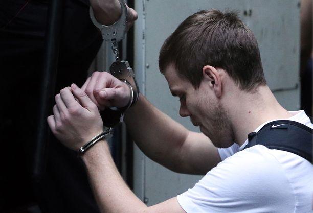 Aleksandr Kokorin pysyy vangittuna.