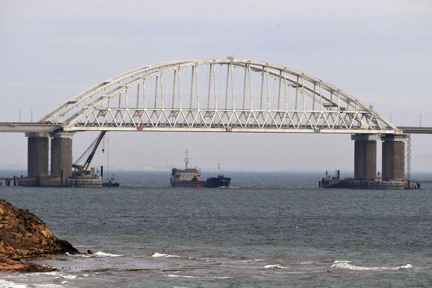 Sunnuntain välikohtaus Kertšinsalmessa on kiristänyt Venäjän ja Ukrainan välejä entisestään.