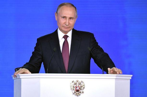Todellisuudessa Venäjä on vielä kaukana siitä tasosta, jonka Putin kuvaili puheessaan ja joka on asetettu maan aseohjelman tavoitteeksi.