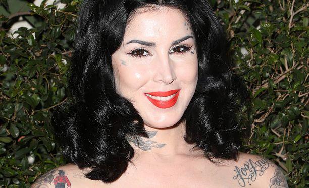 Kat Von D on tunnettu yhdysvaltalainen malli ja tatuoija.