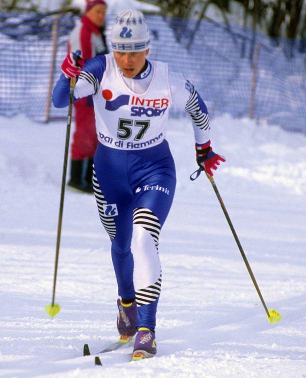Tuulikki Pyykkönen, 1991