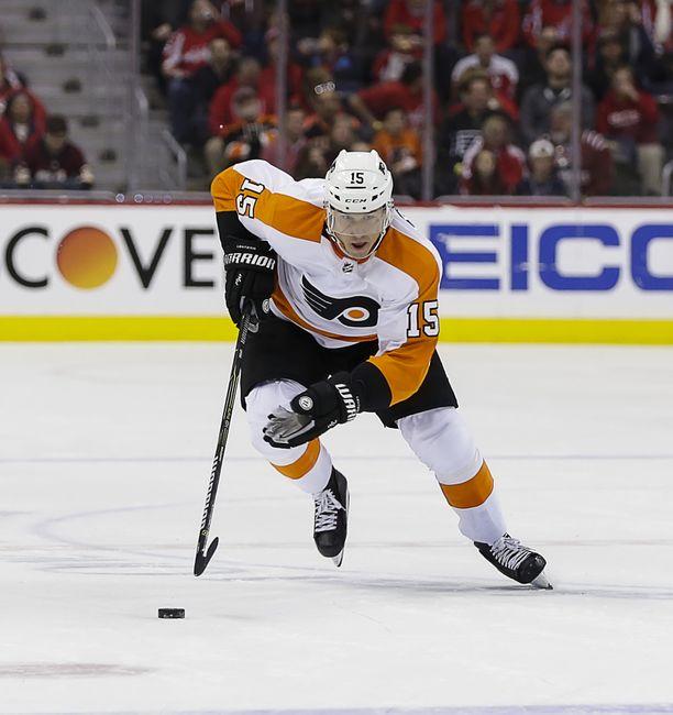 Jori Lehterän jatko Philadelphia Flyersissa on auki.