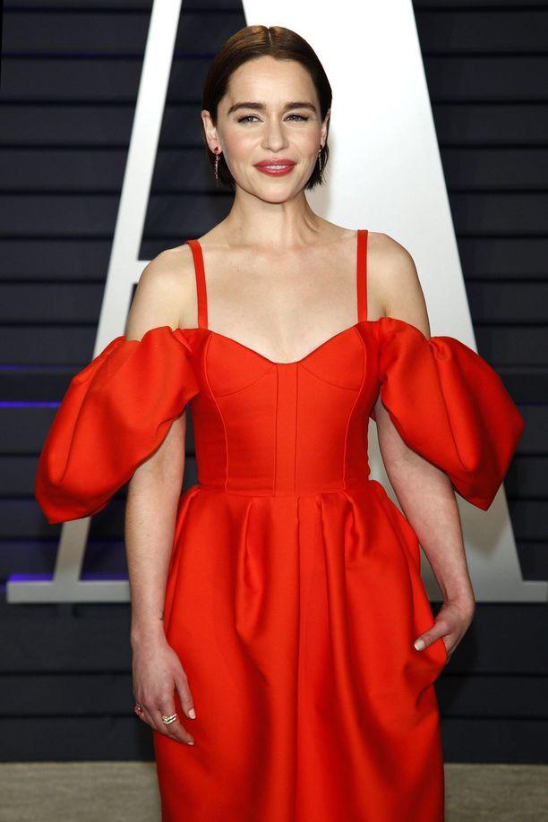 Emilia Clarke vuonna 2019.
