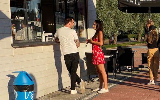 """Niko Ranta-aho tapailee Miss Helsinki -voittajaa: """"Katrie on kiva ihminen ja jaksaa kuunnella mua"""""""